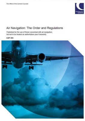 CAP 393 Air Navigation Order