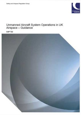 CAP 722 UAS in UK Airspace